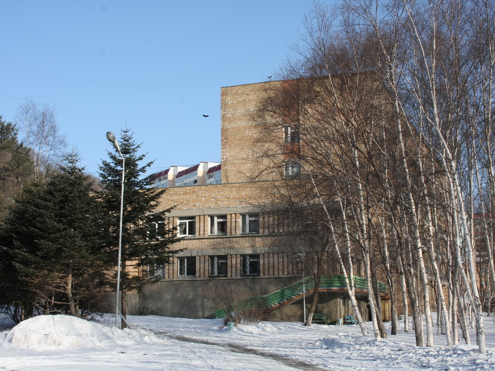 Поликлиника МВД Приморского края