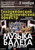 Концертная программа «Музыка балета»