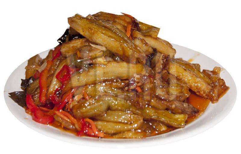 Баклажаны с мясом по-китайски в кисло-сладком соусе рецепт по-китайски