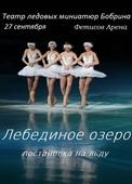 Театр ледовых миниатюр Игоря Бобрина: «Лебединое озеро»