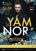 Special Guest YAM NOR (SPB)