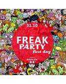 Halloween Freak Party