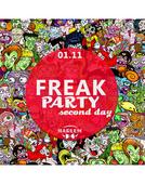 Halloween Freak Party 2