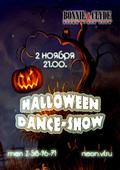 Halloween Dance show