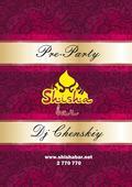 Pre-party w/ Dj Chenskiy