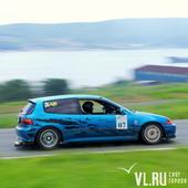 Финальный этап открытого чемпионата Владивостока по кольцевым автогонкам
