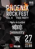 Phoenix Rock Fest Vol. 4