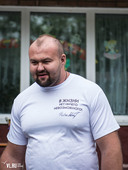 Богатырь Иван Савкин установит рекорд России
