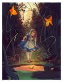 Новогодний мюзикл «Алиса в стране чудес. Возвращение»