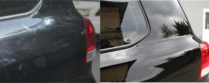Автомобильные Форумы POKATILI RU • Просмотр темы - восстановление лака