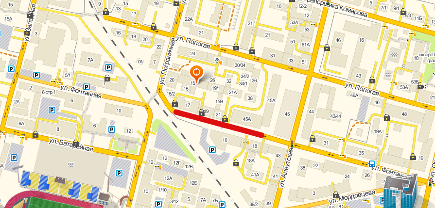 карте города — newsvl.ru