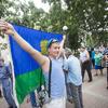 Большинство присутствующих на торжественной церемонии — участники боевых действий в Афганистане, Чечне и Закавказье — newsvl.ru