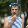В этот день в сквере собрались бойцы разных возрастов — newsvl.ru