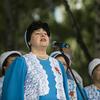 Завершилось традиционное мероприятие небольшим концертом с участием хора «Дети войны» — newsvl.ru