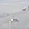Густой туман опустился на город — newsvl.ru