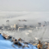 Январский туман — newsvl.ru