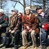 На церемонию собрались прошедшие через концлагеря, их родственники и ветераны — newsvl.ru