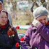 Вспоминая пережитое пожилые люди не всегда могли сдержать слезы — newsvl.ru