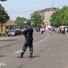 Милиция оцепила район, где проходит спецоперация