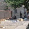 Милиционеры на месте событий. Фото читателя VL.ru Александра  Ряховского