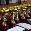 Победителей наградили медалями, кубками и почётными грамотами