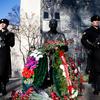 Памятник олицетворяет собой скорбь и память о наших боевых товарищах, погибших в бою, увековечивает память сыновей, отцов, мужей и братьев, которые отдали свои жизни, отстаивая государственные интересы