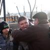 В митинге приняли участие военнослужащие, ветераны локальных конфликтов и родственники погибших