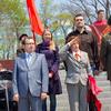 Я, вступая в ряды Всесоюзной Пионерской Организации имени Владимира Ильича Ленина, перед лицом своих товарищей торжественно обещаю: горячо любить свою Родину. Жить, учиться и бороться, как завещал великий Ленин, как учит Коммунистическая партия. Всегда выполнять Законы пионеров Советского Союза