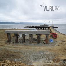 Строительство низководного моста
