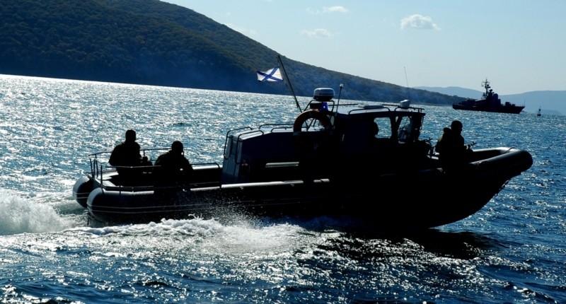тренинг процесс лодка