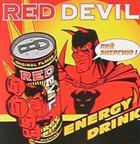 "Энергетический напиток  ""Red Devil """