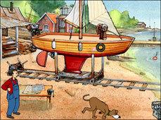 Чтобы построить лодку, прежде всего, нужно выбрать форму корпуса и материал обшивки.