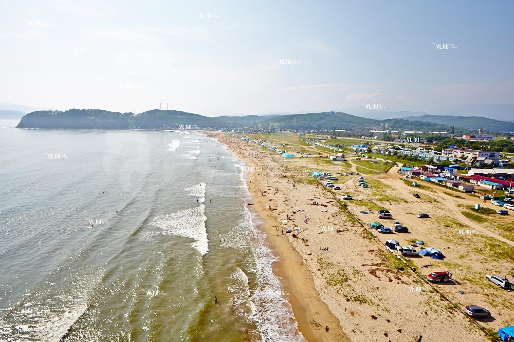 Фото пляжей волчанец приморский край